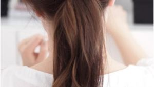 Cute Hairstyles Ponytail Bow Simple and Cute Hair with A Bow and Curls