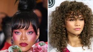 Cute Hairstyles Right Out Of the Shower 11 Cute Bang Styles to Try Allure