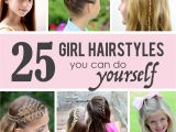 Cute Hairstyles that Kids Can Do Cute Hairstyles Kids Can Do