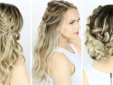 Cute Hairstyles to Do by Yourself Easy Hairstyles to Do Yourself for Beginners Hairstyles