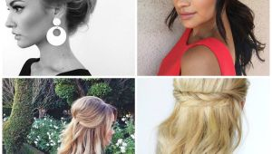 Cute Hairstyles to Wear to A Wedding 4 No Fuss Hairstyles to Wear to A Wedding the Beauty Vanity