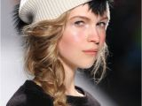 Cute Hairstyles to Wear with A Dress Cute & Cozy 12 Hairstyles to Wear with Hats This Fall