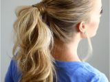 Cute Hairstyles Up In A Ponytail Dutch Mohawk Ponytail