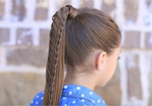 Cute Hairstyles Up In A Ponytail Hair Wrapped Ponytails