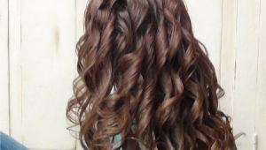 Cute Hairstyles with A Curling Iron Easy Curls Curly Long Hairstyles