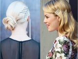 Cute Hairstyles with Bobby Pins Bobby Pin Hairstyles