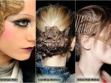 Cute Hairstyles with Bobby Pins Wearable Runway Hairstyles for 2012