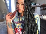 Cute Hairstyles with Box Braids 9 Hairstyles Anyone with Box Braids Needs to Try