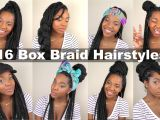 Cute Hairstyles with Box Braids Quick Box Braids Hairstyles 2018 Gallery Braid Hairstyles 2018