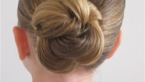 Cute Hairstyles with Buns Loopy Looking Bun Did It
