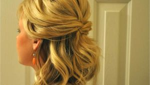 Cute Hairstyles with Hair Up Cute Prom Hairstyles Half Up Half Down for Long Hair