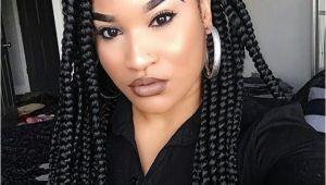 Cute Hairstyles You Can Do with Box Braids Cute Box Braids Hairstyles You Will Love Hairdo Pinterest