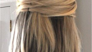 Cute Half Up Half Down Hairstyles for Short Hair Cute Half Up Half Down Hairstyles for Short Hair New