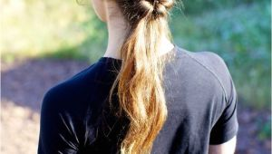 Cute Hiking Hairstyles 14 Braided Ponytail Hairstyles New Ways to Style A Braid