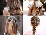 Cute Kid Hairstyles for School Different Hairstyles for Kids Girls