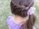 Cute Kid Hairstyles for Weddings 50 Cute Little Girl Hairstyles with