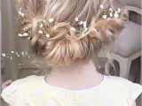 Cute Kid Hairstyles for Weddings Best 25 Kids Wedding Hairstyles Ideas On Pinterest