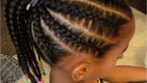 Cute Little Girl Cornrow Hairstyles Cornrows Braids Hairstyles for Little Girls