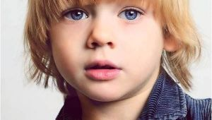 Cute Long Hairstyles for Boys Little Boy Hairstyles 81 Trendy and Cute toddler Boy