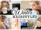 Cute On the Go Hairstyles Easy Winter Hairstyles