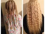 Cute Overnight Hairstyles 158 Best Images About No Heat Waves Curls On Pinterest