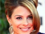 Cute Party Hairstyles for Short Hair Cute Short Party Hairstyles Hollywood Ficial