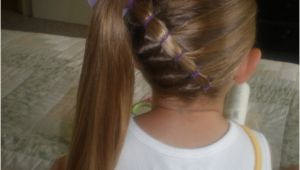 Cute Ponytail Hairstyles for Little Girls 21 Cute Hairstyles for Girls Hairstyles Weekly