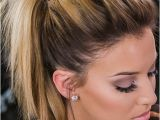 Cute Ponytail Hairstyles for Medium Length Hair Best 25 Short Ponytail Hairstyles Ideas On Pinterest