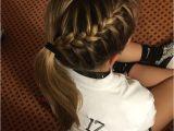 Cute Running Hairstyles Best 25 Volleyball Hair Ideas On Pinterest