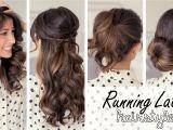 Cute Running Hairstyles Running Late Hairstyles