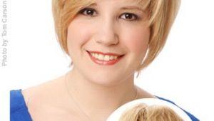 Cute Semi Short Hairstyles Semi Short Hairstyles