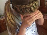 Cute soccer Hairstyles Cute Basketball Hairstyles
