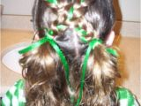 Cute St Patricks Day Hairstyles St Patrick's Day Hairstyles