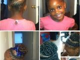 Cute Tracks Hairstyles Curly Spiral Hairstyles with Cornrow for