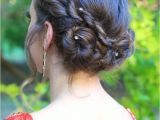 Cute Twist Hairstyles for Short Hair Rope Twist Updo Home Ing Hairstyles