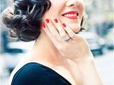 Cute Vintage Hairstyles for Short Hair Cute Retro Hairstyles for Fashion Girl