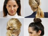 Cute Work Hairstyles for Long Hair Quick Hairstyles for Work
