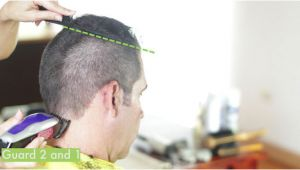 Cutting Hair Yourself with Clippers How to Use Hair Clippers with Wikihow