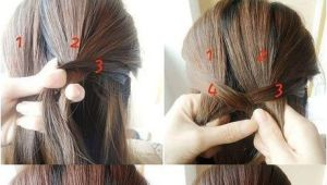 Different but Easy Hairstyles Different Simple Hairstyles