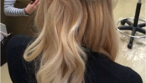 Different Hairstyles Down Everyone S Favorite Half Up Half Down Hairstyles 0271