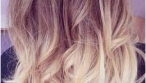 Dip Dye Hairstyles Brown and Blonde 273 Best Blonde Dip Dye Images In 2019