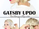 Diy 20 S Hairstyles 2 Gorgeous Gatsby Hairstyles for Halloween or A Wedding