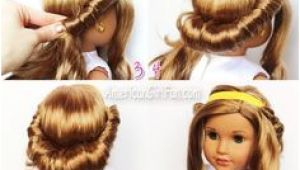 Diy Doll Hairstyles 467 Best American Girl Doll Hairstyles Images In 2019