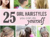 Diy Easy Hairstyles for School 52 Best Hairstyles for Tweens Images On Pinterest