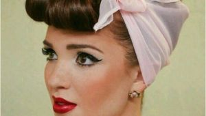 Diy Hairstyles 50s 50 S House Wife Makeup and Hairstyle Hair