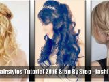 Diy Hairstyles for Open Hair Best Open Hairstyles for Party 2019 In Pakistan