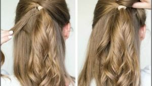 Diy Hairstyles for Really Long Hair I Want to Do Easy Party Hairstyles for Long Hair Step by Step How