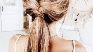 Diy Hairstyles On Tumblr Cute Twisted Ponytail Easy Hairstyle Hair Ideas and Hairstyles