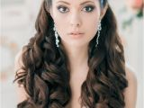 Down Do Hairstyles for Wedding 40 Stunning Half Up Half Down Wedding Hairstyles with