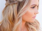 Down Do Hairstyles for Wedding 86 Half Up Half Down Bridesmaid Hairstyles Stylish Ideas